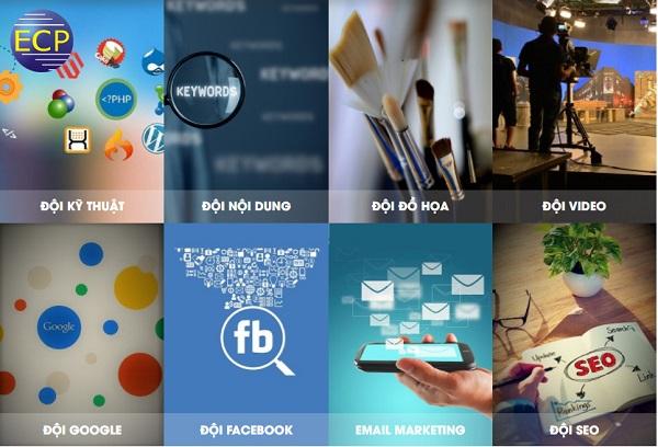 Công ty truyền thông ECP Media: Đơn vị truyền thông uy tín, chuyên nghiệp
