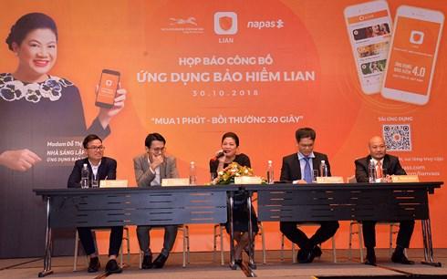 LIAN sử dụng công nghệ ký số bởi ECPVietnam