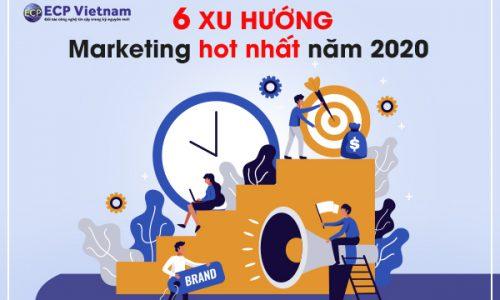 6 xu hướng marketing hot nhất năm 2020 marketer không thể bỏ qua