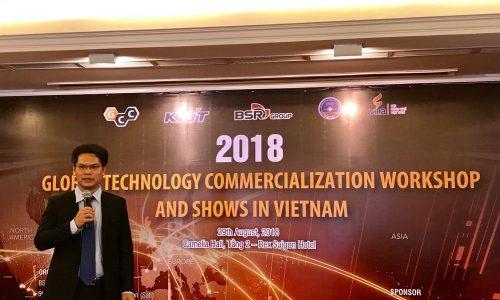ECPVietnam chia sẻ về cơ hội hợp tác toàn diện Việt Hàn trong lĩnh vực ICT và trong kỷ nguyên 4.0