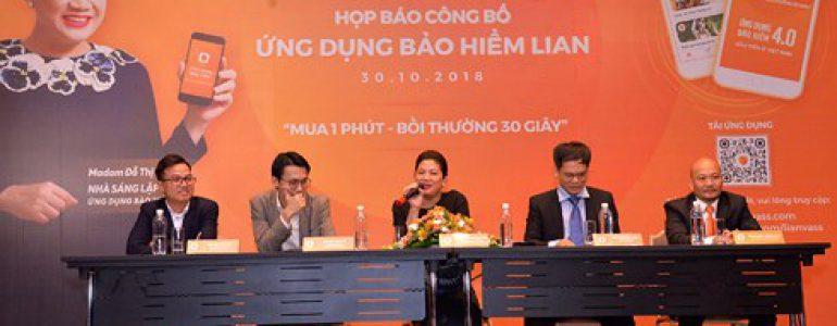 ECPVietnam đồng hành cùng ứng dụng bảo hiểm tự động 4.0 LIAN