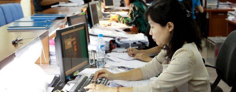 Quy định mới về chữ ký số trong giao dịch điện tử của hệ thống kho bạc