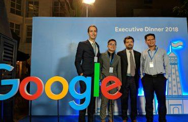 ECPVietnam tham dự Google Executive Dinner Hanoi 2018